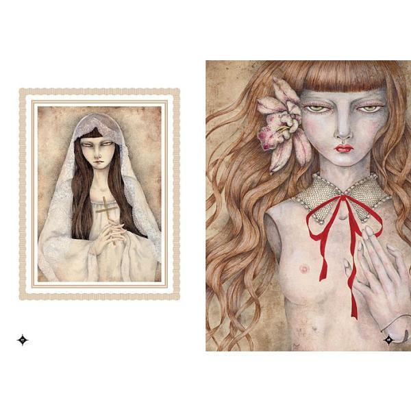 安蘭 画集『BAROQUE PEARL』 ★サイン入り★ vanilla-gallery 04