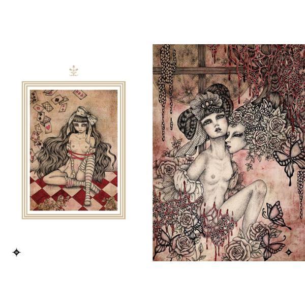 安蘭 画集『BAROQUE PEARL』 ★サイン入り★ vanilla-gallery 05