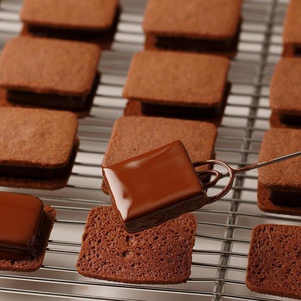 チョコレート スイーツ ギフト 送料込 ショーコラ  8個入  クッキーサンド  詰め合わせ あすつく vanillabeansyokohama 04