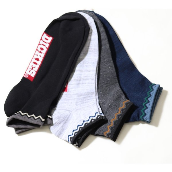 (4足組)Dickies(ディッキーズ)ソックス/C柄/セット/ディッキーズ 靴下/人気ワークブランド/メンズ/柄/大きいサイズも|vantann|02