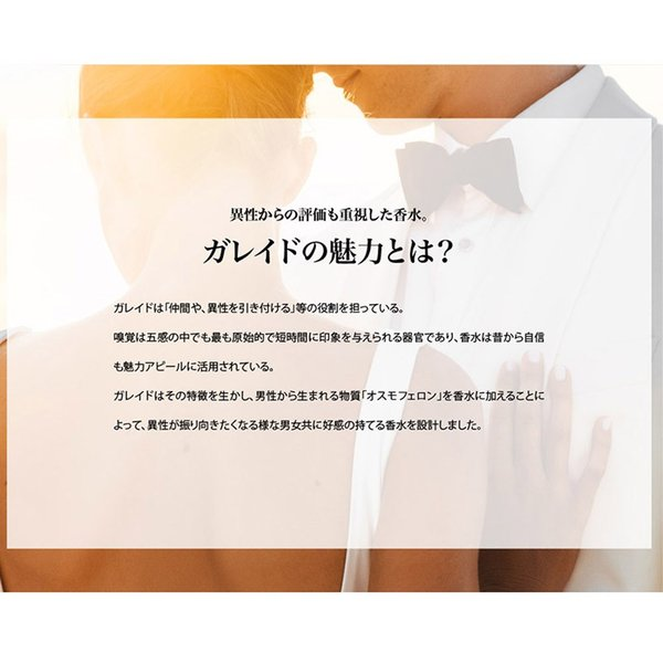 GALLEIDO PREMIUM PARFUM & BLUE(ガレイド プレミアム パルファム & ブルー)(男性 メンズ 香水)(お得なセット) vape-online 04