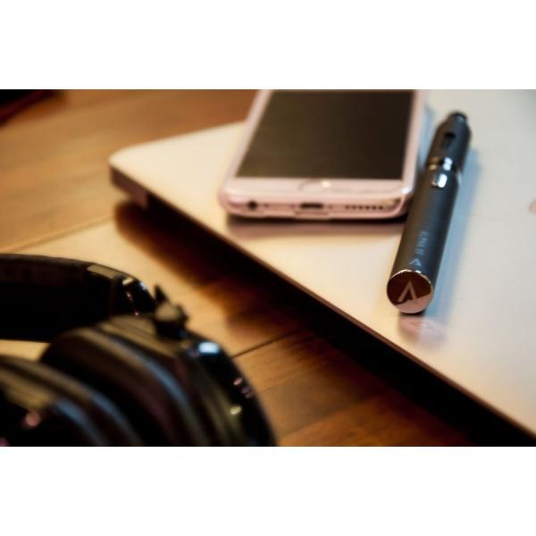 電子タバコ VAPE 当店No.1お勧め スターターキット Vethos Design Alpha XF Kit Black White BISO15ml プレゼント ベイプ 電子たばこ 電子煙草|vapekobesannomiya|03