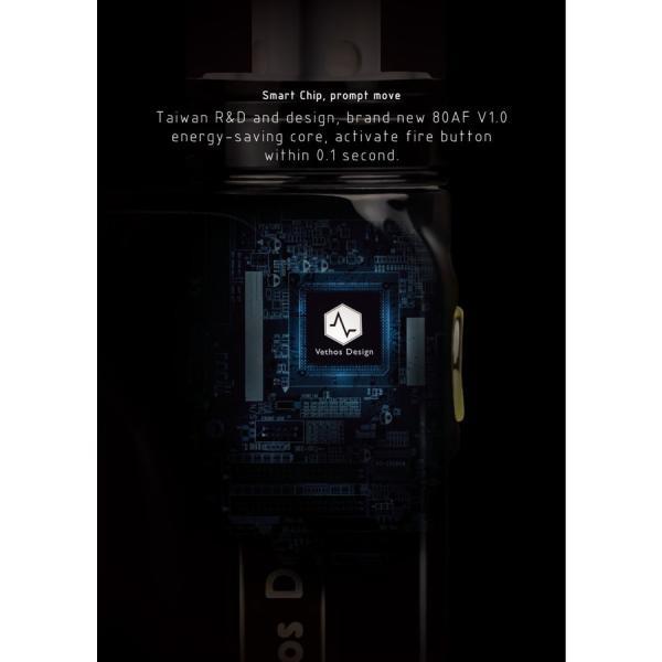 電子タバコ VAPE PICOより優秀 Vethos Design Alpha XS KIT 本格的に、ちょっと高級な物をお探しの方にオススメ|vapekobesannomiya|05