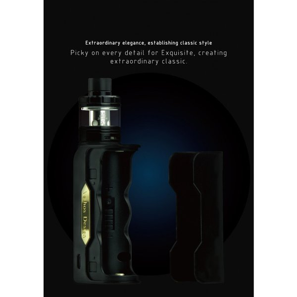 電子タバコ VAPE PICOより優秀 Vethos Design Alpha XS KIT 本格的に、ちょっと高級な物をお探しの方にオススメ べイプ 電子たばこ 電子煙草|vapekobesannomiya|06