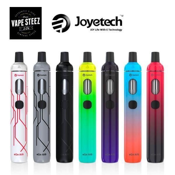 電子タバコ 本体 スターターキットeGo AIO ペンタイプ 電子たばこ スティックタイプ 全15色|vapesteez