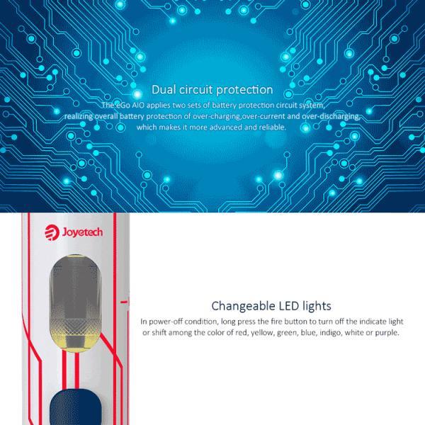 電子タバコ 本体 スターターキットeGo AIO ペンタイプ 電子たばこ スティックタイプ 全15色|vapesteez|05