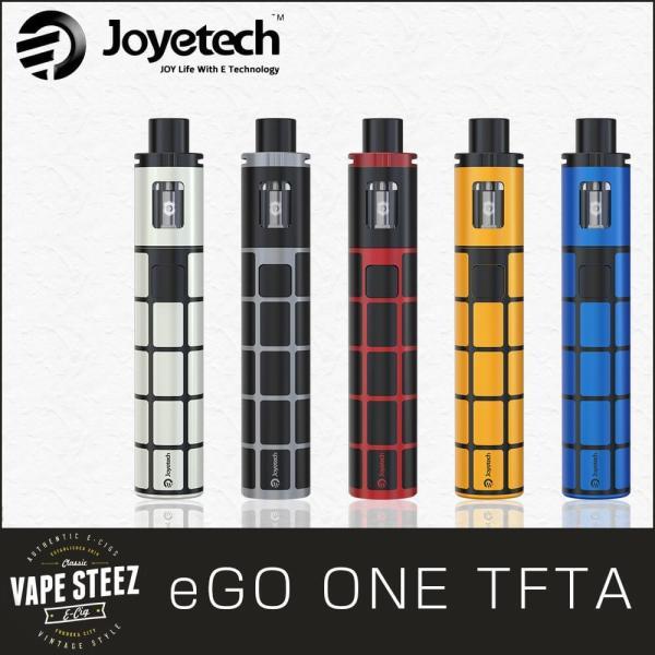 電子タバコ スターターキット Joyetech eGO ONE TFTA ペンタイプ チューブタイプ|vapesteez