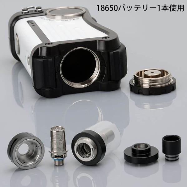 電子タバコ INNOKIN iTaster HUNTER iSub V Tank 2ml BOXタイプ スターターキット|vapesteez|02