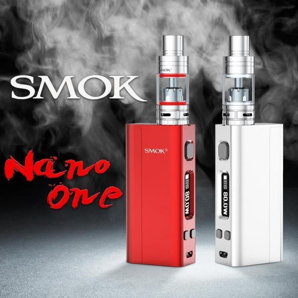 電子タバコ SMOK Nano One BOX MOD STARTER KITスターターキット 爆煙|vapesteez