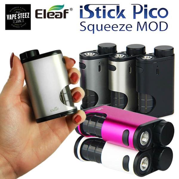 電子タバコ MODのみ Eleaf iStick PICO Squeeze  BF-MOD|vapesteez