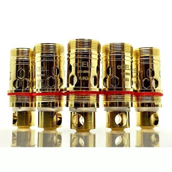 電子タバコ 交換コイル  cCELL Coil 5個入り1セット VAPORESSO Taget Pro Tank用 Target Pro|vapesteez|02