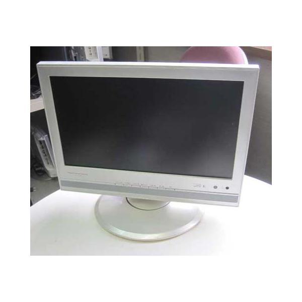 (中古品)日立 16型 デジタルハイビジョン液晶テレビ 16L-X700 (本体+スタンド+純正リモコン+B-CASカード付) __|vaps