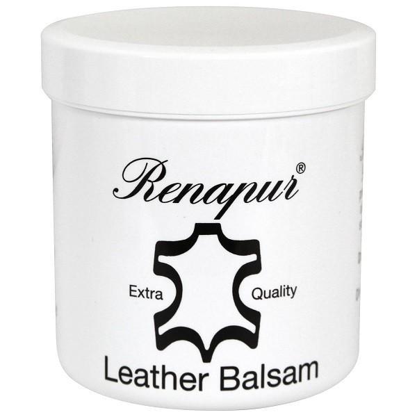 Renapur(ラナパー) 革のお手入れ(250ml、スポンジ2個付) 革 革製品 レザー 手入れ __
