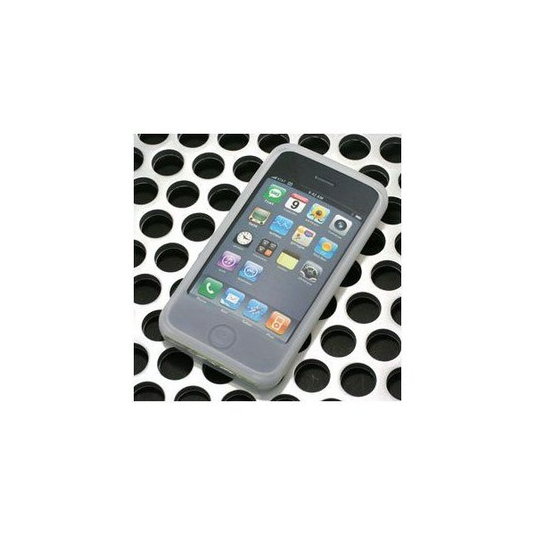 iPhone4専用◆シリコンケース◆CA-IP401WH _|vaps|02