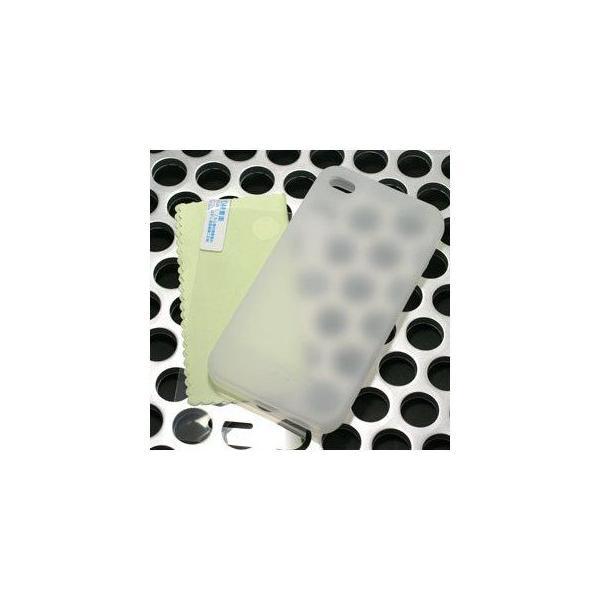 iPhone4専用◆シリコンケース◆CA-IP401WH _|vaps|03