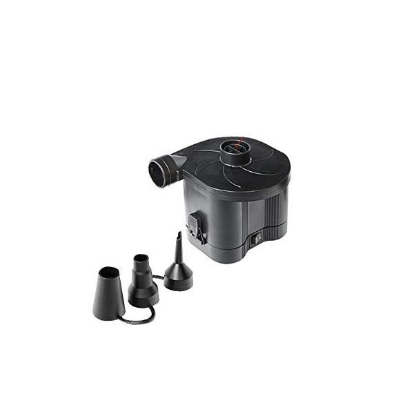 空気抜きにも対応 電池式空気入れポンプ/電池式エアーポンプ __