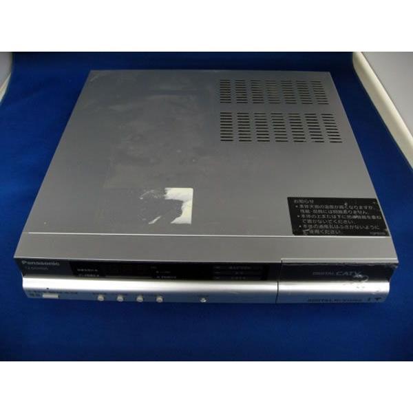 Panasonic◆CATVデジタルチューナー◆TZ-DCH500(中古) __|vaps