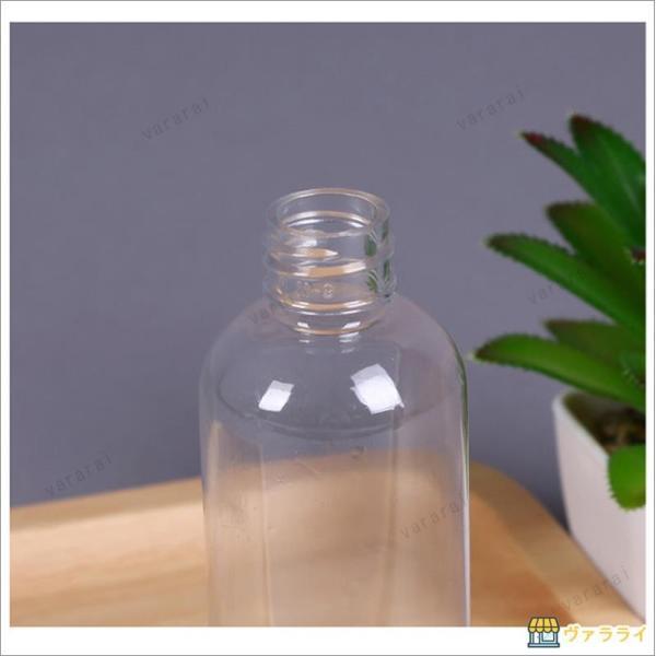 噴霧 加湿 透明 詰め替えボトル アルコール用 消毒 携帯 便利 旅行 空ボトル 化粧品 スプレー 噴霧 加湿 マイクロミストスプレー スプレーボトル 殺菌|vararai|12