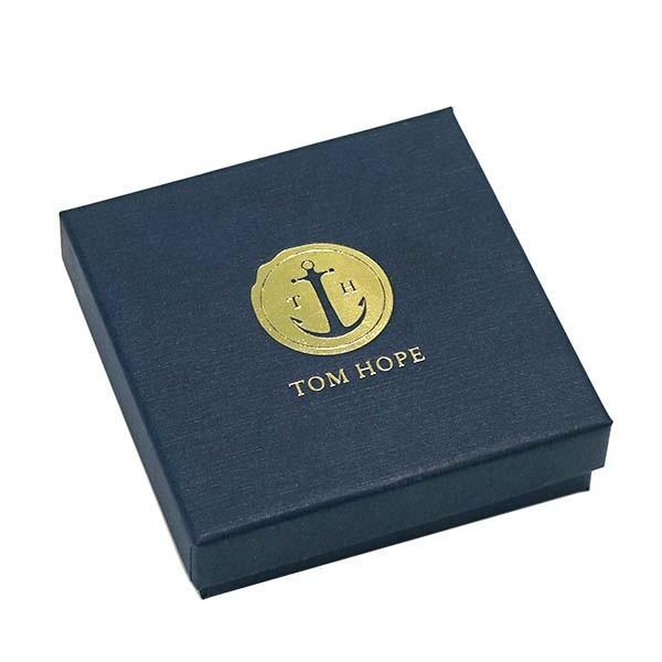 TOM HOPE トムホープ ブレスレット TM0101 SOUTHERN GREEN ブレスレット Sサイズ GR