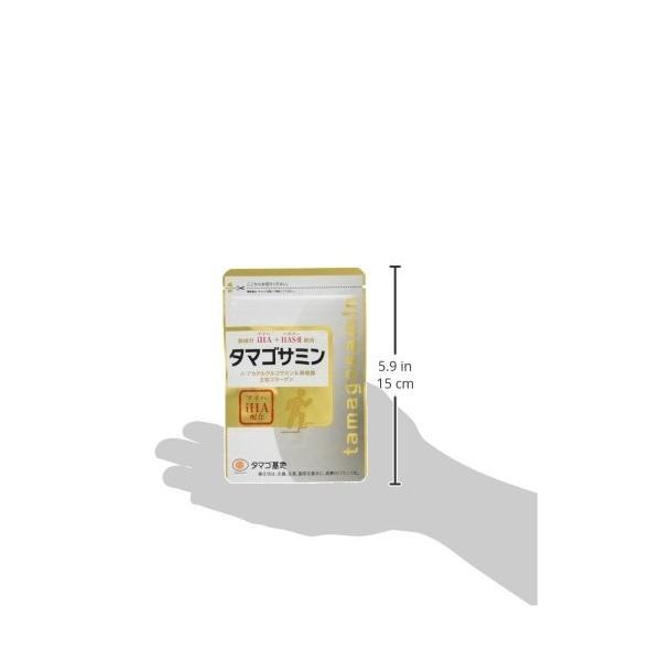 タマゴサミン 90粒 タマゴ基地 グルコサミン 2型コラーゲン アイハ|variety-square|03