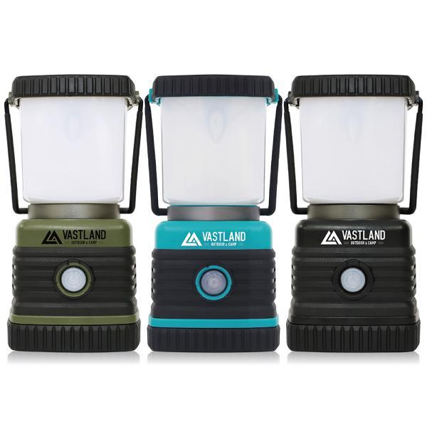 LED ランタン LEDランタン 1000ルーメン 電池式 暖色 白色 4種類点灯モード 災害用 防犯 キャンプ VASTLAND|vastland