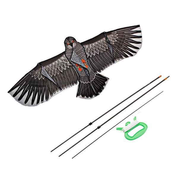 凧 炭素鋼 凧 凧揚げ タコ イーグルカイト ガンガン上昇 楽しいカイト カイト カイト 外遊び アウトドア レジャー|vastmart|02
