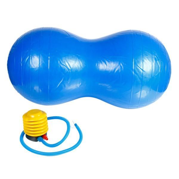 ヨガボール ピーナツ型 90cm バランスボール/ヨガボール/ボディボール/ノーバースト/バランスボール 2色|vastmart|02