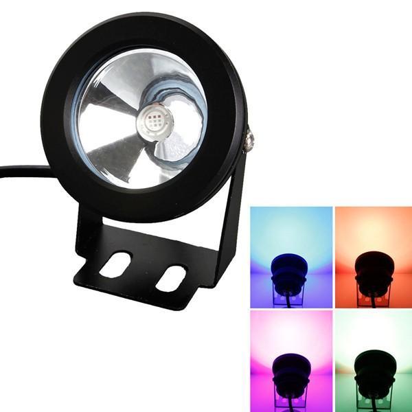 丸型投光器 LEDスポットライト IP65 10W DC 12V  RGB LEDライト 照明 人気 直流|vastmart|05