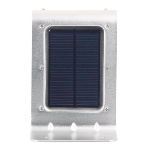 LEDセンサーライト 屋外 ソーラー 人感センサー 自動点灯 LEDソーラー 明るさセンサー ソーラーライト ソーラー充電 照明 人気 照明器具|vastmart|05