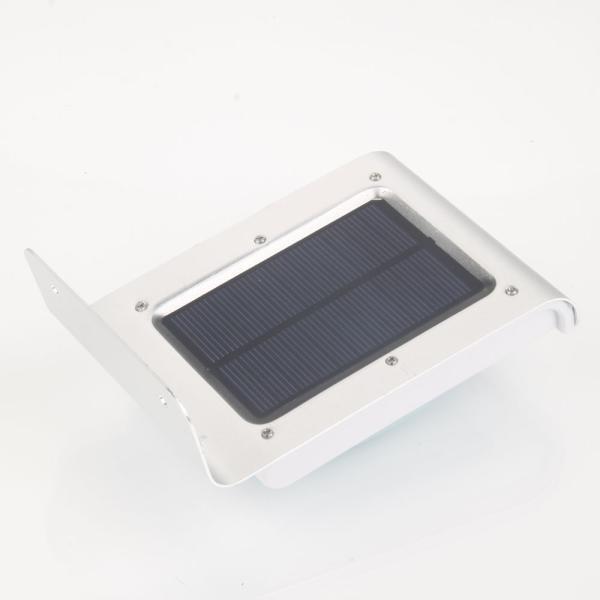 LEDセンサーライト 屋外 ソーラー 人感センサー 自動点灯 LEDソーラー 明るさセンサー ソーラーライト ソーラー充電 照明 人気 照明器具|vastmart|06