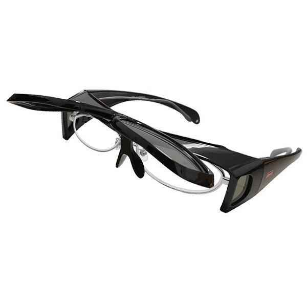 コールマン Coleman オーバーグラス サングラス 跳ね上げタイプ 眼鏡の上から装着できる 偏光レンズ 偏光サングラス 父の日 プレゼント|vastmart|04
