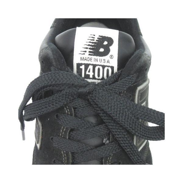 【中古】ニューバランス NEW BALANCE スニーカー M1400BKS スエード 黒 ブラック 27 シューズ 靴 メンズ 【ベクトル 古着】|vectorpremium|05