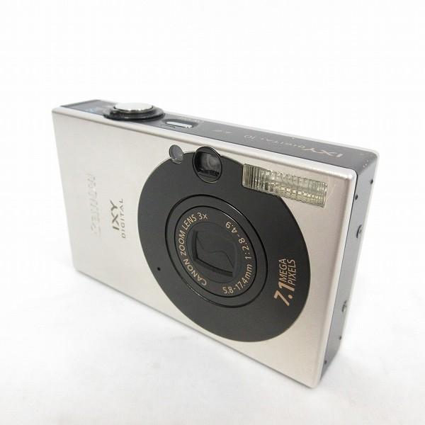 キヤノン Canon コンパクト デジタルカメラ IXY DIGITAL 10 ブラック IXYD10(BK) 動作確認済み