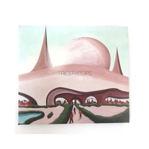 TRICERATOPS ドーン ワールド CD アルバム 通常盤 1枚組 邦楽 ロック N その他 【中古】【ベクトル 古着】 vectorpremium