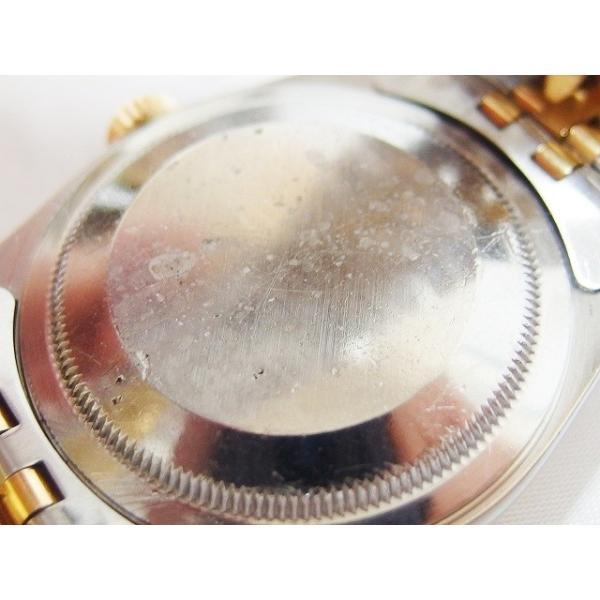 ロレックス ROLEX デイトジャスト シャンパン文字盤 SS×YGコンビ 自動巻き 16233 E番 腕時計 メンズ 【中古】【ベクトル 古着】 vectorpremium 06