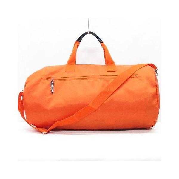 シナコバ SINA COVA 美品 ボストンバッグ ドラムバッグ ショルダー ナイロン 鞄 オレンジ ◇08 レディース 【中古】【ベクトル 古着】|vectorpremium|02