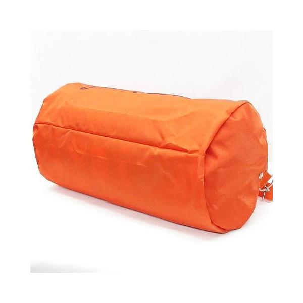 シナコバ SINA COVA 美品 ボストンバッグ ドラムバッグ ショルダー ナイロン 鞄 オレンジ ◇08 レディース 【中古】【ベクトル 古着】|vectorpremium|03