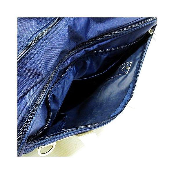 ナイキ NIKE スクールバッグ 鞄 ロゴ刺繍 ワンポイント 多収納 ナイロン製 ネイビー グレー ピンク レディース【中古】【ベクトル 古着】