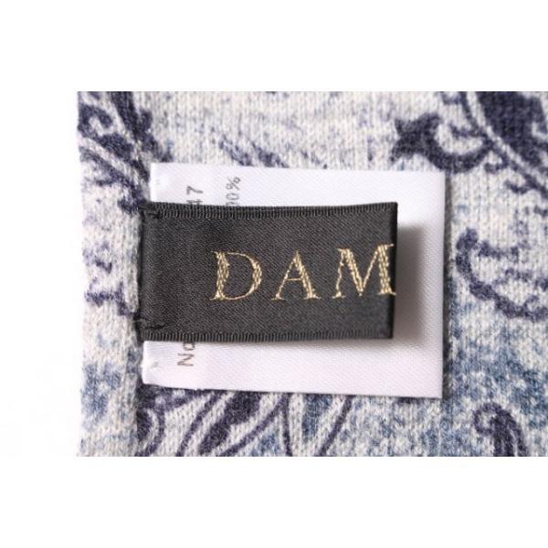 【中古】ダーマコレクション dama collection カシミヤ ペイズリー マフラー /yt0607 レディース 【ベクトル 古着】|vectorpremium|04