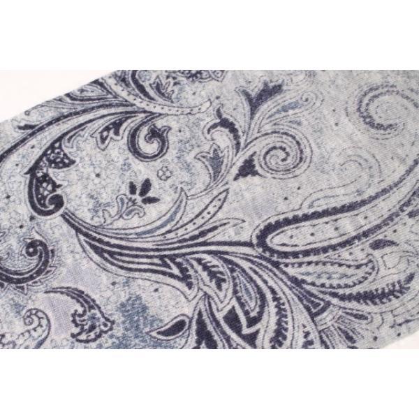 【中古】ダーマコレクション dama collection カシミヤ ペイズリー マフラー /yt0607 レディース 【ベクトル 古着】|vectorpremium|05