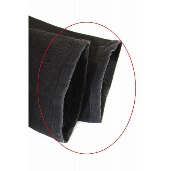 【中古】リーバイス Levi's パンツ カラーデニム スキニー 2/26 黒 /AO ■OS レディース 【ベクトル 古着】|vectorpremium|05