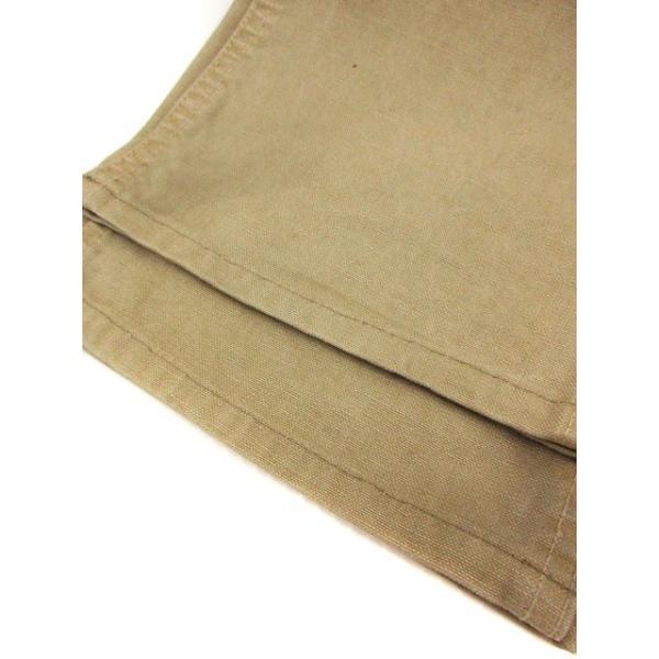 ジョンブル JOHNBULL パンツ チノパン ストレート ロング 28 ベージュ /YH26 メンズ【中古】【ベクトル 古着】|vectorpremium|05
