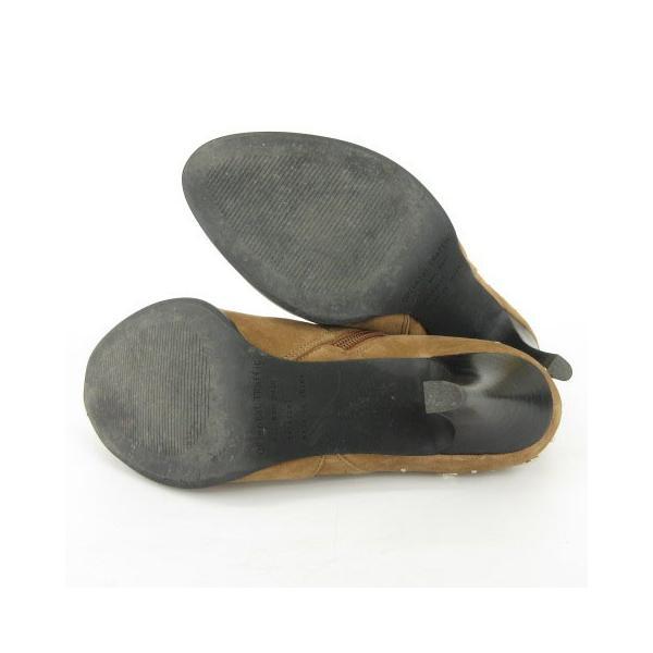 オリエンタルトラフィック ORIENTAL TRAFFIC ブーツ ブーティ スタッズ スエード L 茶 ブラウン /☆t0114 レディース【ベクトル 】