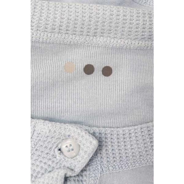スリードッツ three dots カーディガン カットソー 長袖 青 ブルー 水色 /TH11 レディース【中古】【ベクトル 古着】|vectorpremium|06