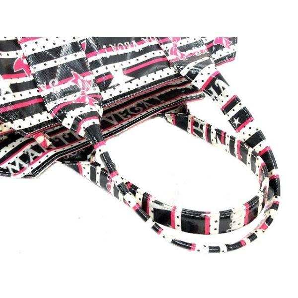 サマンサベガ Samantha Vega バッグ ボストン ハンド エナメル マルチカラー /YK レディース【中古】【ベクトル 古着】