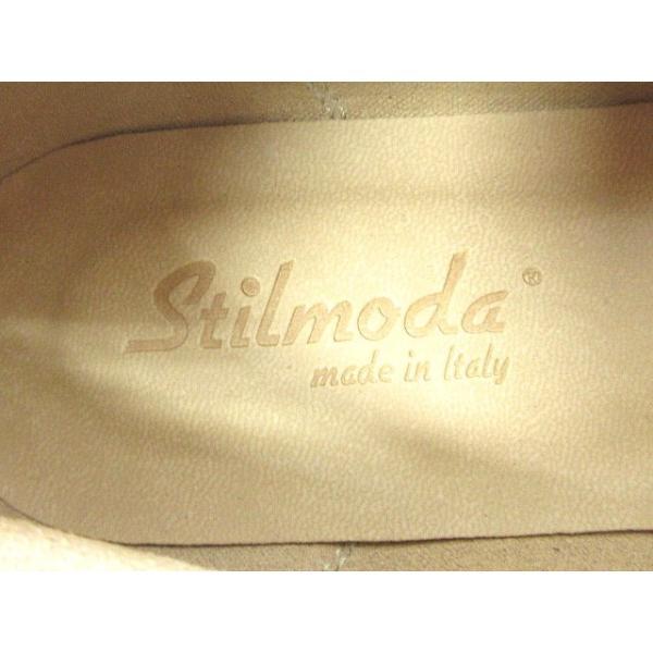 スティルモーダ STILMODA シューズ ローファー コインチップ スエード 36 ベージュ /TI レディース【中古】【ベクトル 古着】