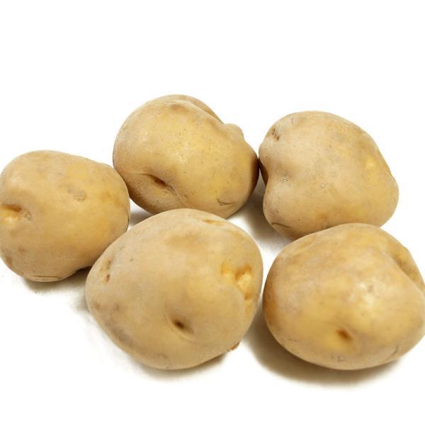 じゃが芋/男爵 1kg 無農薬栽培  送料別 ポイント消化 食品