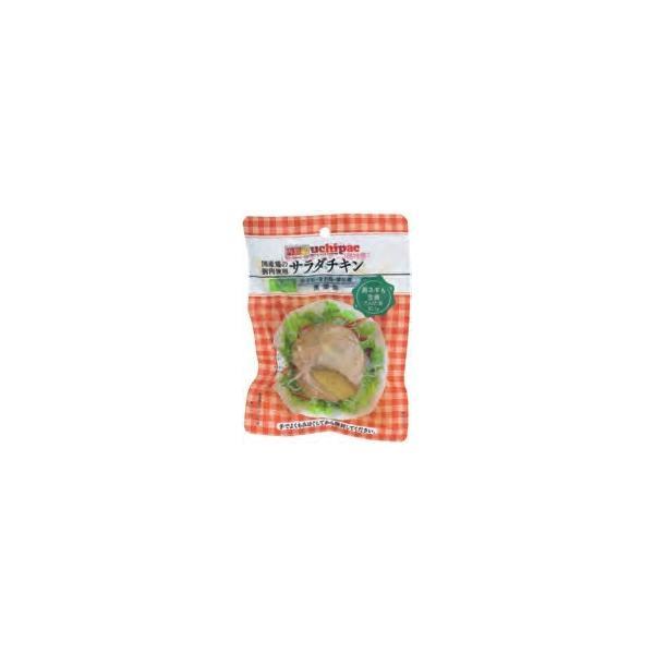ウチノ 国産鶏サラダチキン 長ネギ&生姜 100g 8個