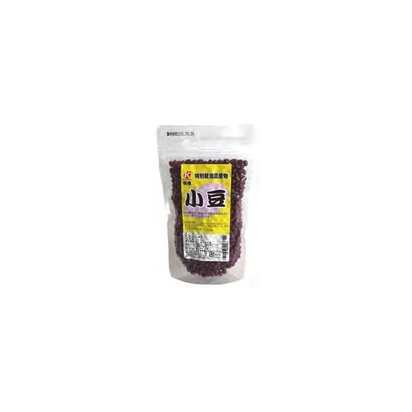 恒食 国産特別栽培農産物小豆 250g 4個