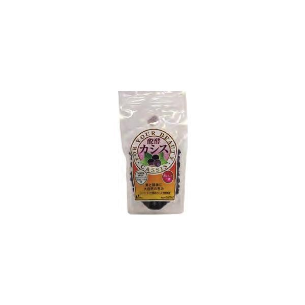 ジャフマック 醗酵カシス粒 100g 3個
